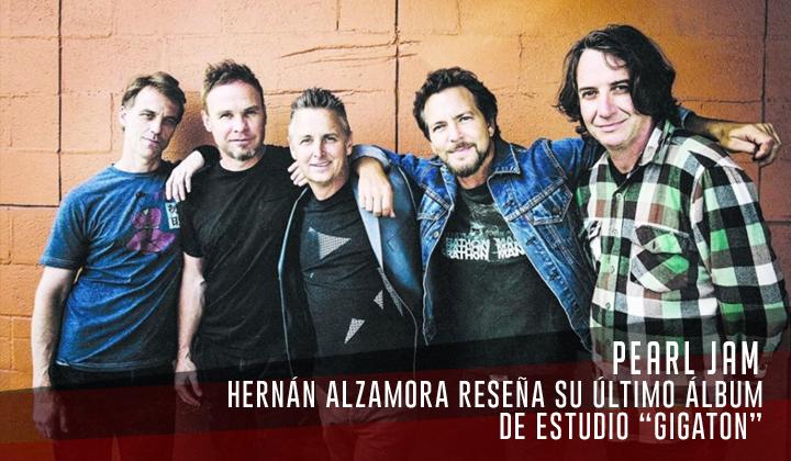 """Pearl Jam – """"Gigaton"""" (Monkeywrench 2020)"""