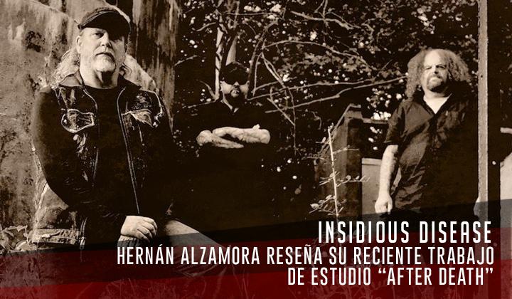 """Insidious Disease – """"After Death"""" (Nuclear Blast, 2020)"""