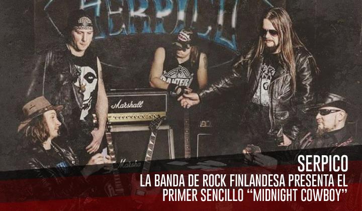 Serpico – Rock desde Finlandia