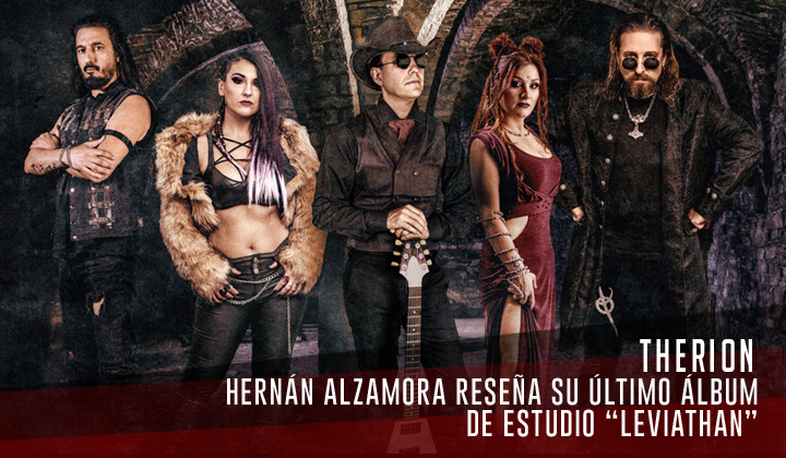 """Therion – """"Leviathan"""" (Nuclear Blast, 2021)"""