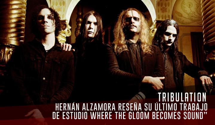 "Tribulation – ""Where the Gloom Becomes Sound"" (Century Media, 2021)"
