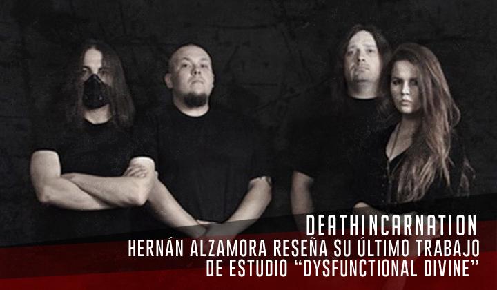 "Deathincarnation – ""Dysfunctional Divine"" (More Hate Productions, 2020)"