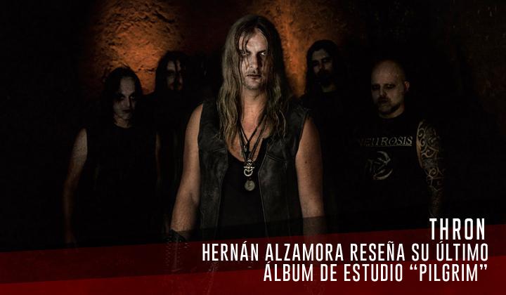 "Thron – ""Pilgrim"" (Listenable Records, 2021)"