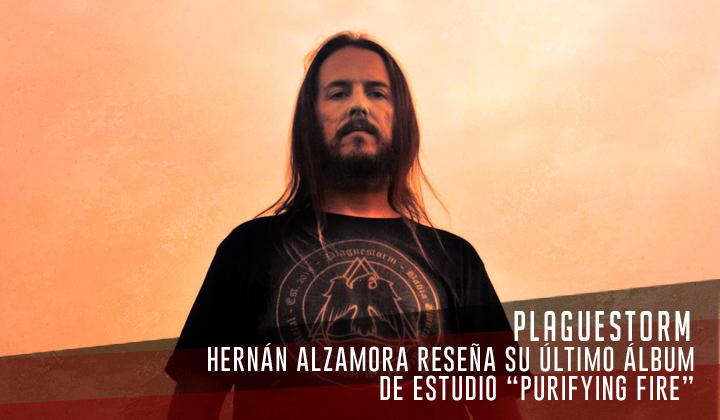 """Plaguestorm – """"Purifying fire"""" (Noble Demon, 2021)"""