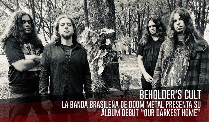 """Beholder's Cult – Lanza su álbum debut """"Our Darkest Home"""""""