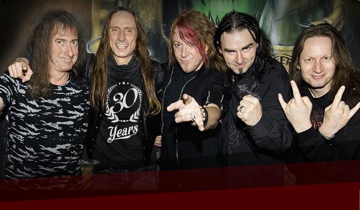 """Gamma Ray """"30 Years Anniversary"""" (Ear-Music, 2021)."""