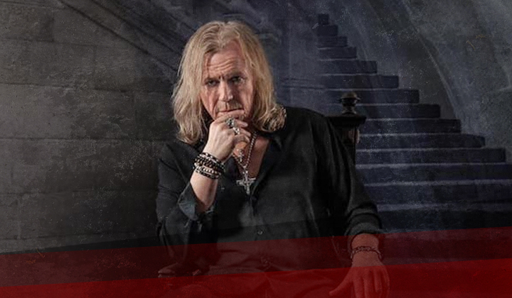 """Ronnie Atkins """"One Shot"""" (Frontiers Records, 2021)"""
